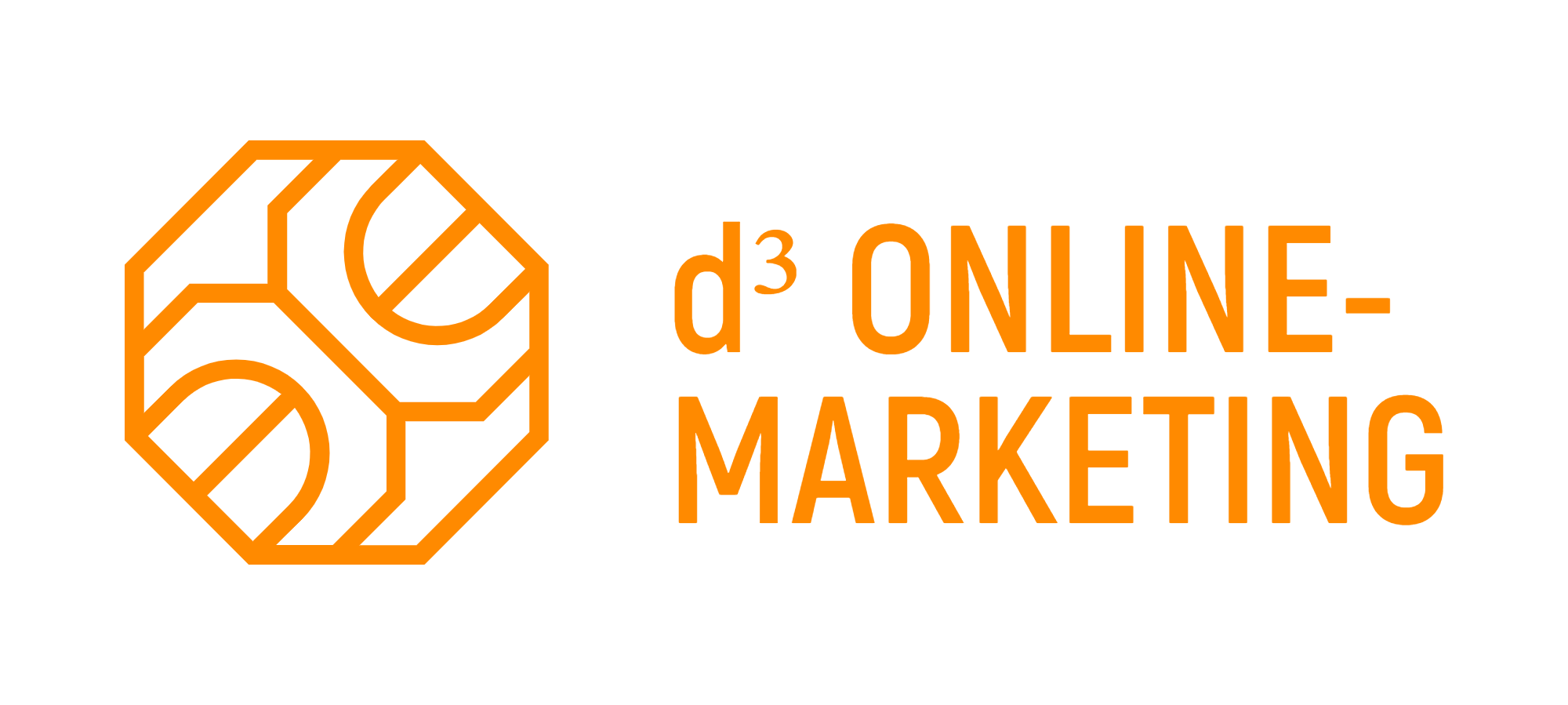 d3-onlinemarketing.de Logo